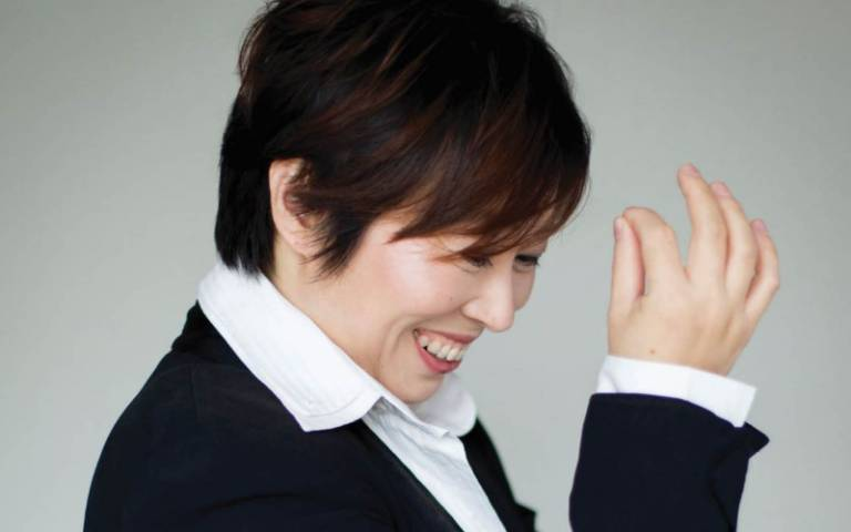 World-renowned guest conductor Xian Zhang opens the 2019-20 UNCSA Symphony Orchestra season