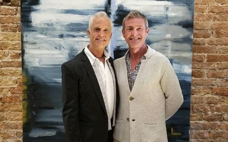 Greg Walter and Todd Williamson