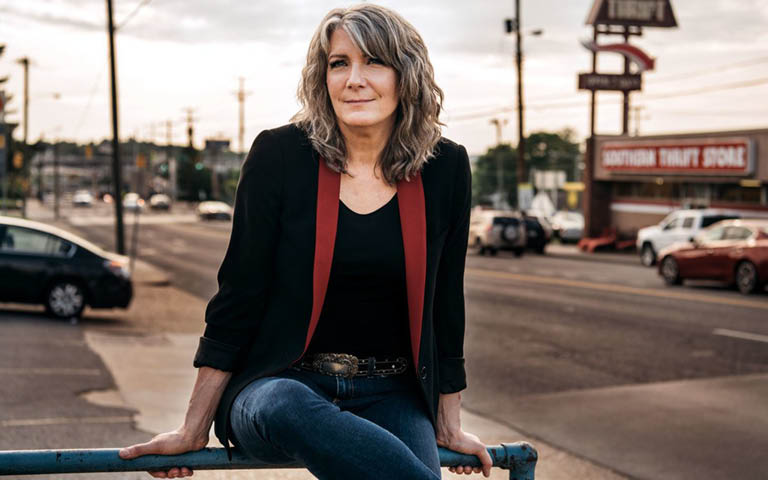 Grammy winner Kathy Mattea will perform at the Stevens Center