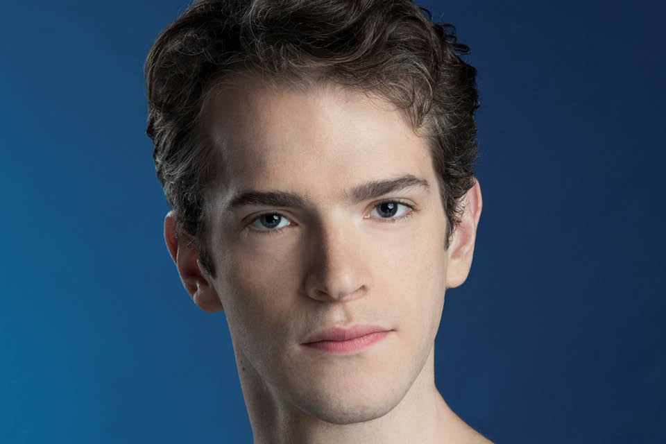 "Russell Janzen will be a guest dancer for ""The Nutcracker"" on Dec. 18 and 19"