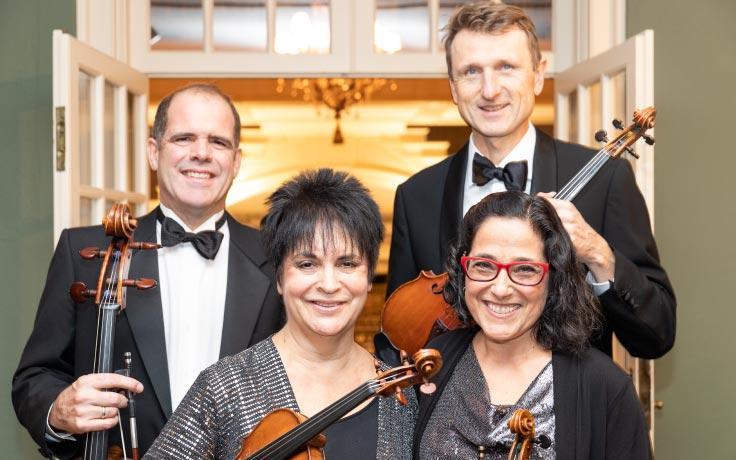 Reynolda Quartet
