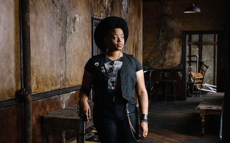 Grammy nominee Amythyst Kiah to perform at Stevens Center