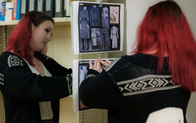 UNCSA costume design program is listed among top 10 in the world by Hollywood Reporter for third consecutive year
