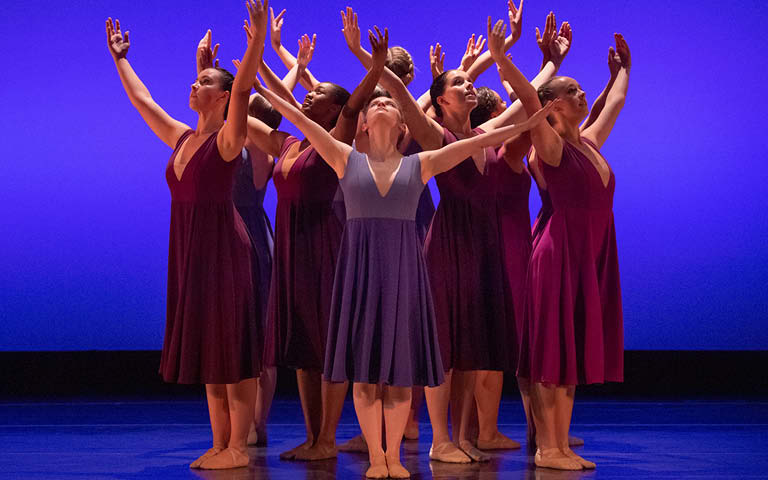 UNCSA Winter Dance shows range with both classical and contemporary pieces