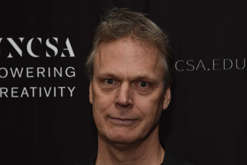 School of Drama alumnus Peter Hedges will appear during the online celebration for undergraduates and graduate students.