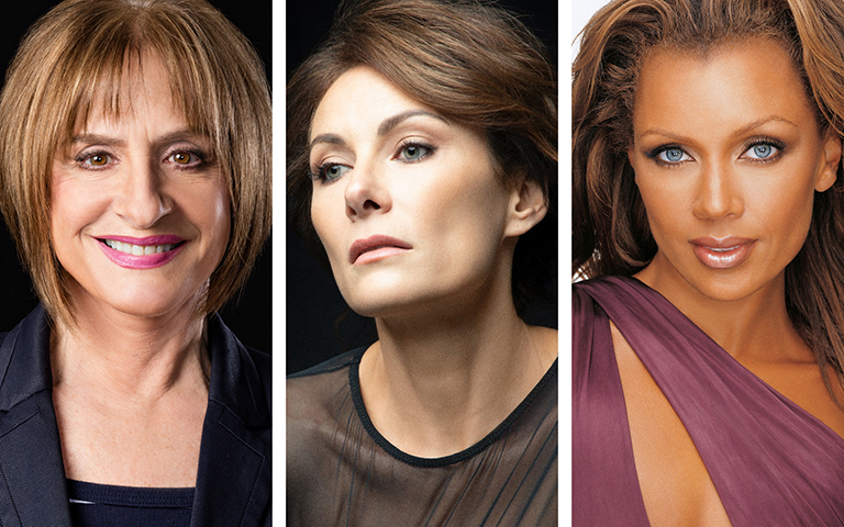 ''UNCSA Presents'' will offer virtual concert series by Broadway stars Patti LuPone, Laura Benanti and Vanessa Willliams