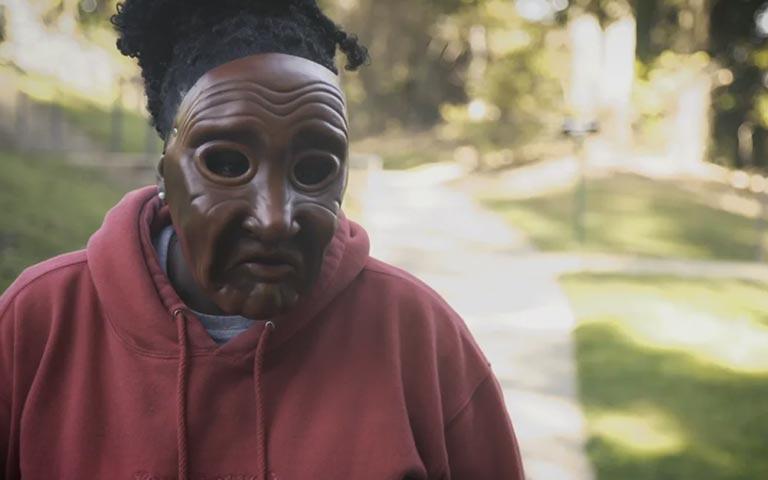 Drama mask video