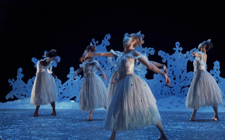 Nutcracker choreography
