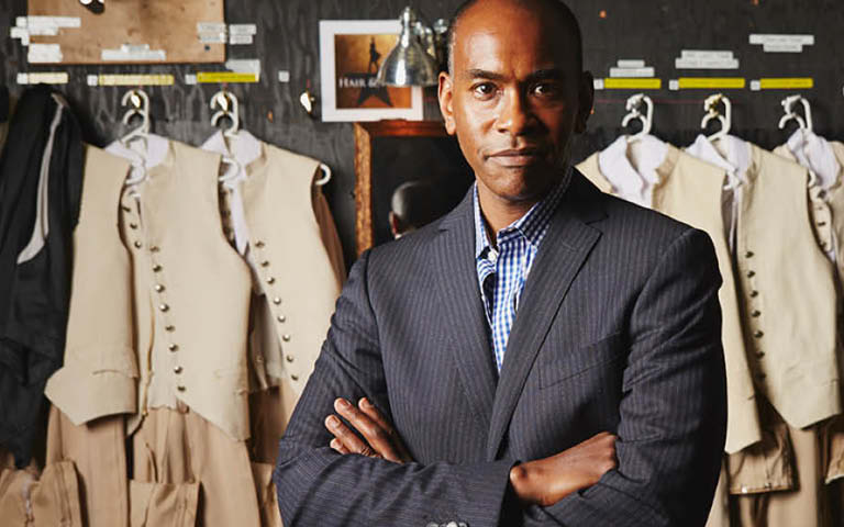 Tony and Emmy Award-winning costume designer Paul Tazewell is one of four alumni appointed to UNCSA Board of Trustees