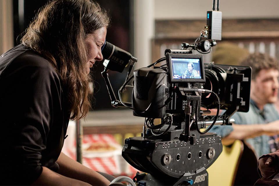 The School of Filmmaking will present two screenings of films made during the 2020-21 school year. / Photo: Wayne Reich