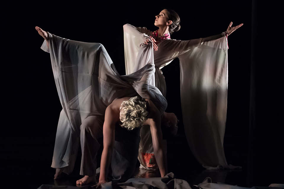 The School of Dance presents Fall Dance, a showcase for the contemporary dancer