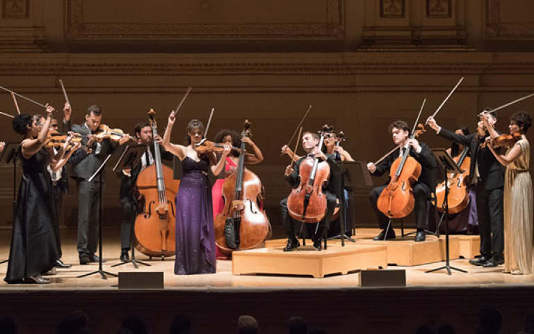 Sphinx Virtuosi returns to UNCSA with concert that challenges the classical canon, Oct. 5