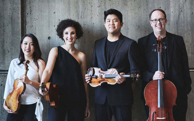 School of Music presents wide-ranging guest-artist series with in-person and livestreamed performances this fall
