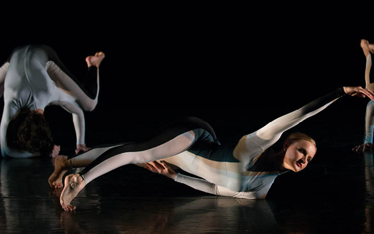 UNCSA's Winter Dance Concert presents works by Helen Pickett, Ton Simons, Doug Varone and George Balanchine