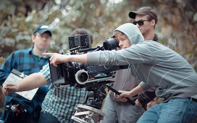 Filmmaking cinematographers