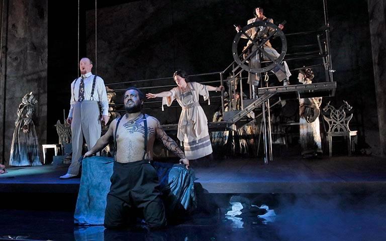 Opera Scenes Raleigh