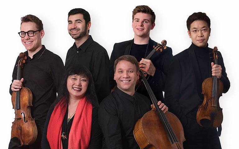 "Chamber Music Society of Lincoln Center: ""Brahms and Dvorak"""
