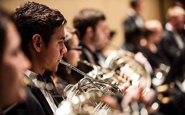 Horn Studio in Concert