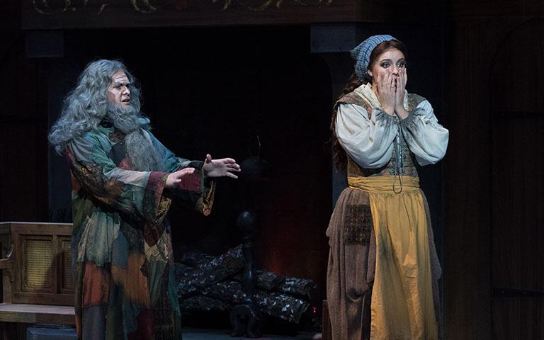 Fall Opera Scenes