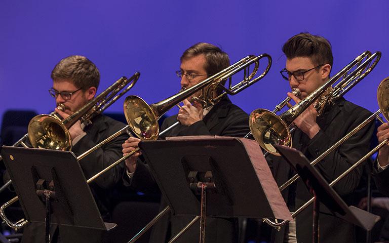 Trombone Studio Recital: Heavenly Trombones