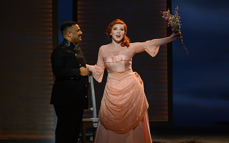 A.J. Fletcher Opera Scenes