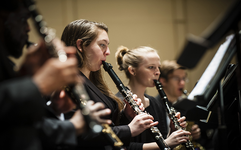 UNCSA Chamber Winds in Concert