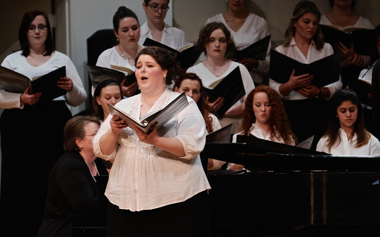 Cantata Singers Fall Concert