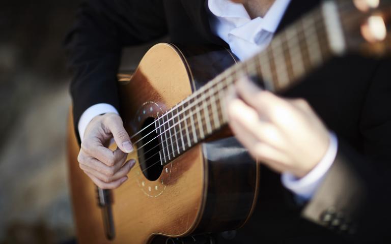 Guitar Studio Recital