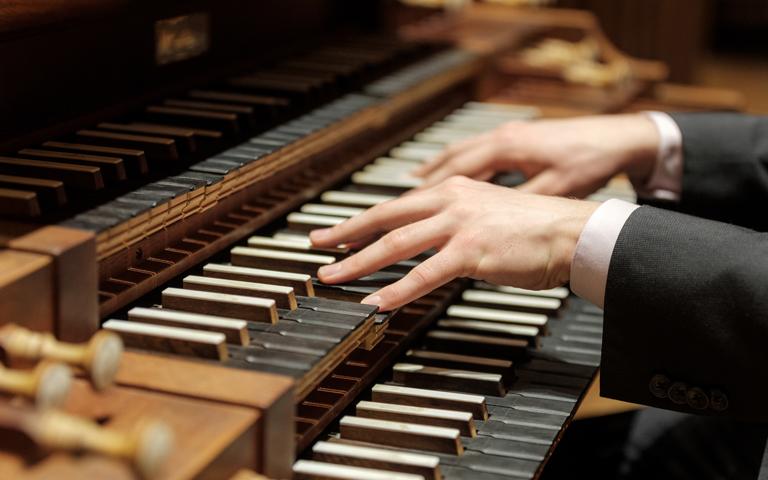 Organ-Recital