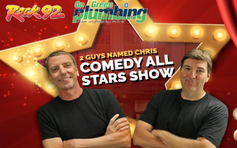 Rock 92 Comedy Show