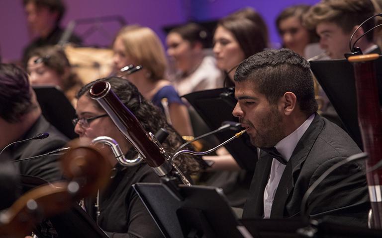 UNCSA Ensembles: Student Woodwind and Brass Ensembles