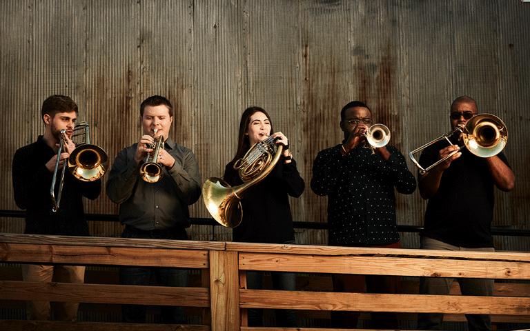 Woodwind and Brass Ensemmbles