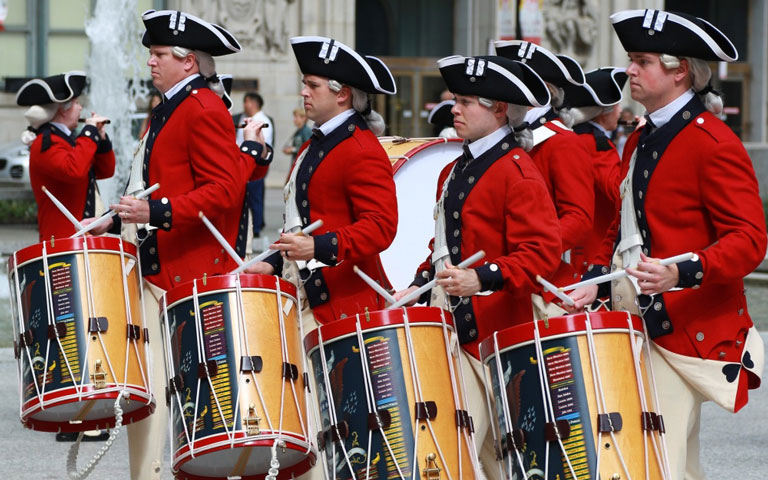 Army Old Guard Fife and Drum Corp