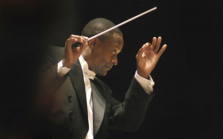UNCSA Symphony Orchestra - Thomas Wilkins