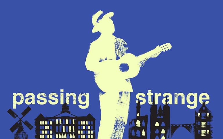 """""""Passing Strange"""" by Stew"""