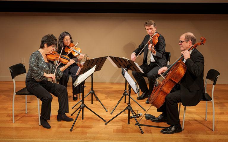 The Reynolda Quartet